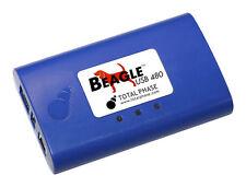 Beagle USB 480 Devlopment Kit Protocol Analyzer DIN USB A USB B GPIO USB 2.0