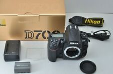 Nikon D D700 12.1MP Digital SLR Camera Black Body BOXED GREAT CONDITION