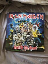 Iron Maiden Best Of The Beast Vinyl Box