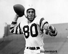 Cfl 1952 Qb Toronto Argonauts Nobby Wirkowski Black & White 8 X 10 Photo Picture