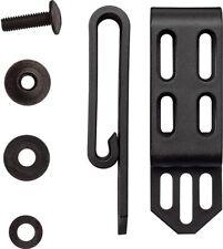 Cold Steel Secure-Ex C-Clip Large 2-PK Black SACLA