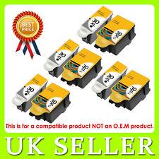 8 Kodak 30 Black & Colour XL Ink Cartridge for ESP C315 C310 C110 C115 Hero
