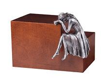unico di design Urna NOSTALGIA ANGELO cremazione per ceneri - adulto UK