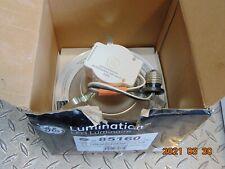 """NEW GE LED10RS6/830E26P Lumination Recessed Lighting Retrofit Kit 6"""" 10W 3000K"""