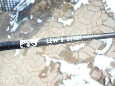 "LEWS STICK 5 FT 6"" FISHING ROD,CERAMIC RING,JAPAN MED&SHORT RANGE BRUSH ACCURACY"