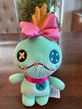 """Disney Store Scrump 9"""" Plush Doll Lilo & Stitch! Rare Scrump Lilo's Doll"""