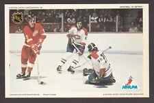 1971-72 NHLPA PRO STAR PROMOTIONS HOCKEY  PHOTO DRYDEN-SAVARD-ECCLESTONE  A3257