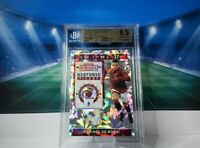 19-20 Chronicles Contenders DANIELE DE ROSSI 11/23 Cracked Ice POP 1