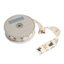 25x Cotton Ribbon 25mx32mm 12 Days of Christmas Sewing Craft Tool Hobby