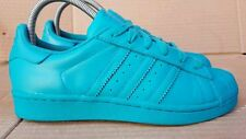 Adidas Superstar II Pharrell Williams Shell Toe Baskets taille 4 UK 4.5 lab Green