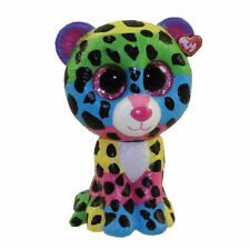 TY Beanie Boos - Mini Boo Figures - DOTTY the Rainbow Leopard (2 inch)