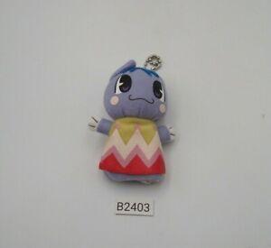 "Animal Crossing B2403 Rosie Cat Finger Puppet Popy 2006 Plush 3"" Toy Japan"