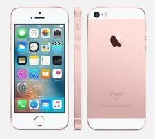 APPLE IPHONE SE 32GB ROSA GOLD 4G GARANZIA ITALIA 24 NUOVO MAI APERTO 32 GB