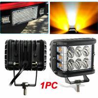 4'' LED Arbeitsscheinwerfer Fernscheinwerfer Side Shooter Offroad Auto Lampe Bar