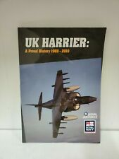 More details for uk harrier - a proud history 1969-2010 - mod air media centre 2011 (a6)