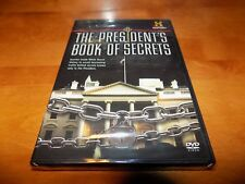 THE PRESIDENT'S BOOK OF SECRETS Classified Secret History Channel DVD SEALED NEW