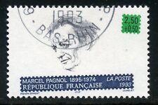 STAMP / TIMBRE FRANCE OBLITERE N° 2802 CELEBRITE / MARCEL PAGNOL