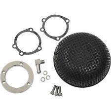 Negro Estilo Retro ‑ Limpiador De Aire Para Harley Davidson (CV y Delphi Inyección De Combustible ‑)