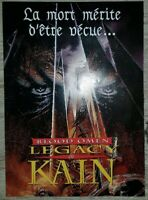 BLOOD OMEN LEGACY OF KAIN FICHE PRODUIT EDITEUR OFFICIELLE - PLAYSTATION VF