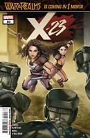 X-23 #10 Marvel Comic 1st Print 2019 COVER A
