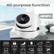 IP Indoor 1080P WIFI Home Security Camera Wireless Baby Monitor Audio HD Cam