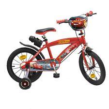 NEU !!! 16 Zoll Kinderfahrrad Cars 3 Fahrrad Jungen 5 6 7 Jahren