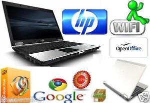 HP Elitebook 8440p Core i7 2.4GHz 8GB 500GB DVDRW Windows 7 64 Bit Laptop