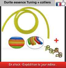 Durite essence tuning moto scooter quad  5 couleurs fuel hose pipe
