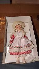 """Vintage 11"""" Effanbee Jill From Nursery Rhyme Jack & Jill Doll No 1187"""