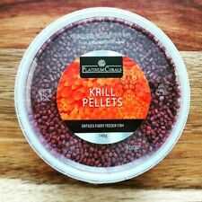 Krill Pellets Marine Aquarium Gish Food