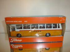 TEKNO HOLLAND 950 MERCEDES O302 - SWISS PTT 1:50 - VERY GOOD IN BOX