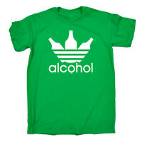 Funny Novelty T-Shirt Mens tee TShirt - Alcohol Sportswear