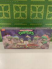 NECA TMNT Ninja Turtles Target Exclusive Turtles in Disguise 4 pack IN HAND