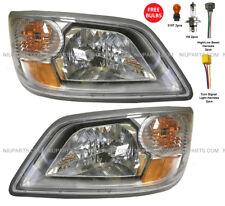 Headlight - Driver & Passenger Side (Fit: Hino 258ALP 268 268A 338CT 2006-2014 )