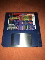 CU Amiga Magazine Cover Disk 50 Video Titler AEGIS