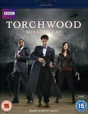 Torchwood  Miracle Day (Series 4) [Bluray] [Region Free] [DVD]