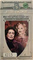 Whatever Happened To Baby Jane 1987 VHS Bette Davis Joan Crawford VHSshopCom