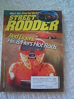 Street Rodder OCTOBER 2004  Vol.33  # 10 THE WORLD'S STREET RODDING AUTHORITY
