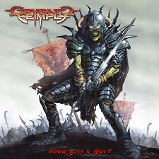 CRYONIC TEMPLE - Blood, Guts & Glory CD (2003)