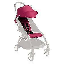 BabyZen Yoyo 6+ Color Pack-Pink-Nib