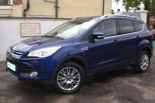 Diesel Leather Seats Kuga Cars