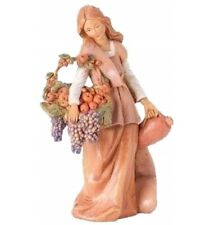 """Roman Fontanini 5"""" Collection Bethany with Grapes (57526)"""