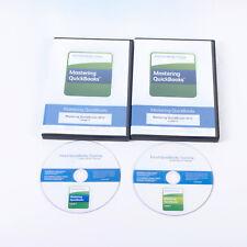 Intuit Real World Training Mastering Quickbooks 2013 Level 1 + Level 2