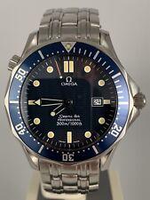 OMEGA Seamaster Professional Diver 300M 25418000 Quarz Cremedial