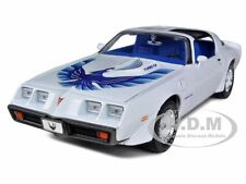 1980 PONTIAC FIREBIRD TRANS AM WHITE TURBO 4.9 1/18 1OF999 BY GREENLIGHT 50831