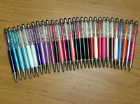 42 Colours- HIGH QUALITY Crystal 2 in 1 Stylus Pen Made with SWAROVSKI ELEMENTS