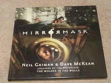 Neil Gaiman & Dave McKean SIGNED Mirrormask UKHC 1st Edn Bloomsbury