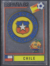Panini - Espana 82 World Cup - # 146 Chile Foil Badge