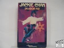 Dragon Fist (VHS) Large Case 1985 Jackie Chan