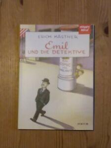 Kinder Buch Emil und die Detektive Comic 8J Lesen Vorlesen Bilderlesebuch Bilder